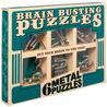 """Набор из 6 головоломок из металла """"Зарядка для мозга"""""""
