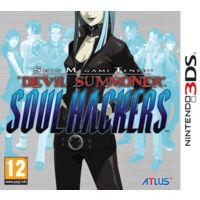 Shin Megami Tensei: Devil Summoner: Soul Hackers (3DS)