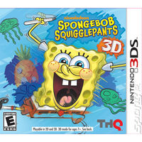 SpongeBob SquigglePants (Nintendo 3DS)